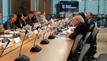 8th meeting of the Working Group on cooperation in the field of standardization, metrology and conformity assessment between the Czech Republic and the Russian Federation